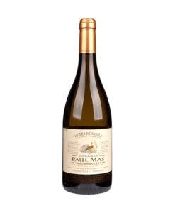 Vignes de nicole Chardonnay en Viognier van Paul Mas is al jaren te koop bij Wijnhandel Van Welie uit Gouda