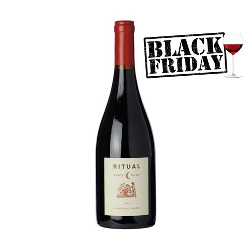 Veramonte Ritual Pinot Noir Black Friday Wijnactie
