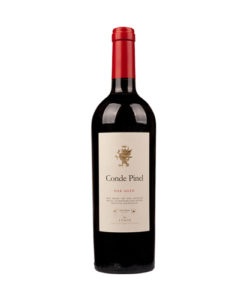 Conde pinel Oak Aged is al jaren een bestseller in het assortiment van Wijnhandel Van Welie.