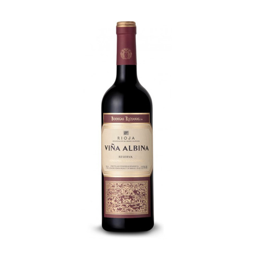 Vina Albina Rioja Reserva Familia Seleccion