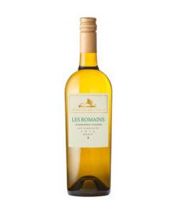Les Romains Blanc Chardonnay Viognier via Wijnspecialist René Persoon te koop of online bestellen bij Wijnhandel Van Welie