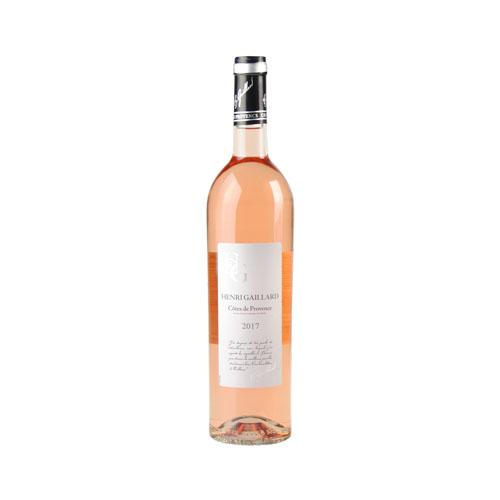 Henri Gaillard Cotes de Provence Rosé 2018