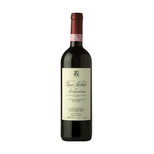Tenuta di Gracciano della Seta Vino Nobile di Montepulciano rosso