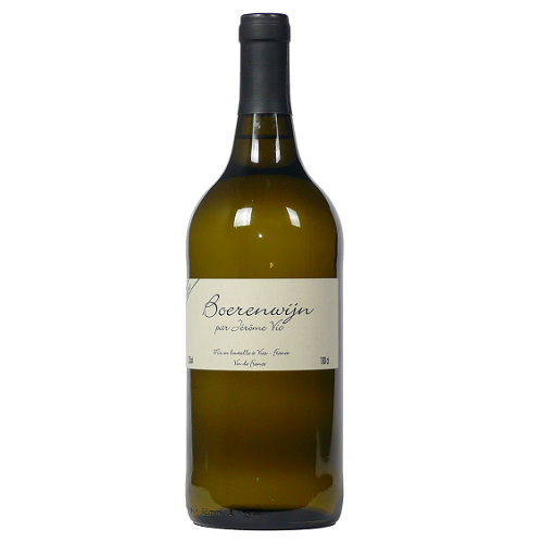 'Boerenwijn' blanc par Jerom & Vic l Vin de France 1 ltr.