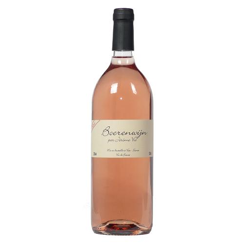 37. 'Boerenwijn' Rosé par Jerome & Vic l Vin de France 1 ltr