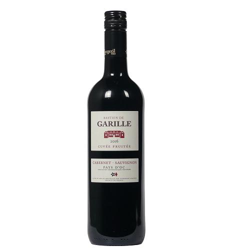 51. Bastion de Garille Cabernet Sauvignon Cuvée Fruitér l Pays d'Oc