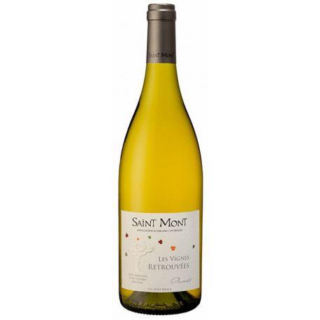 7. Les Vignes Retrouvées blanc l Saint Mont