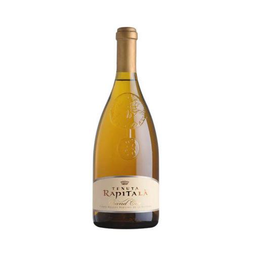 Tenuta Rapitala Grand Cru Chardonnay Sicilië