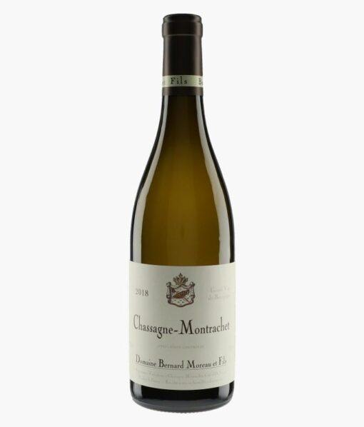 Bernard Moreau Chassagne Montrachet Blanc 2018