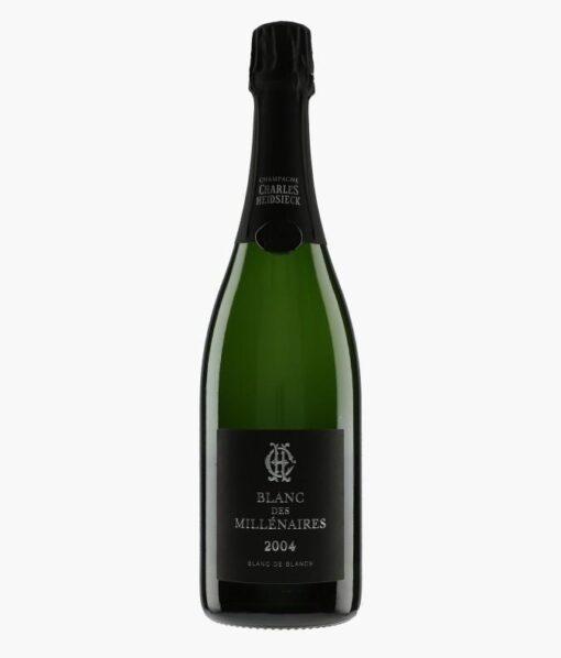 Champagne Charles Heidsieck Blanc des Millénaires 2004