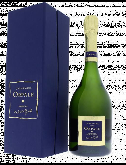 De Saint Gall Cuvée Orpale Brut, Grand Cru Champagne 2004