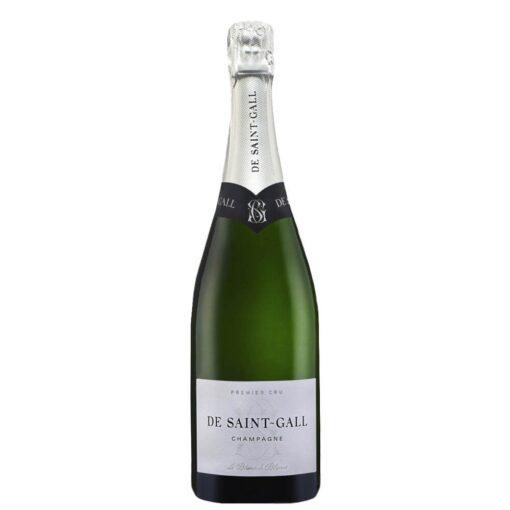 De Saint Gall premier Cru Blanc de Blancs Champagne