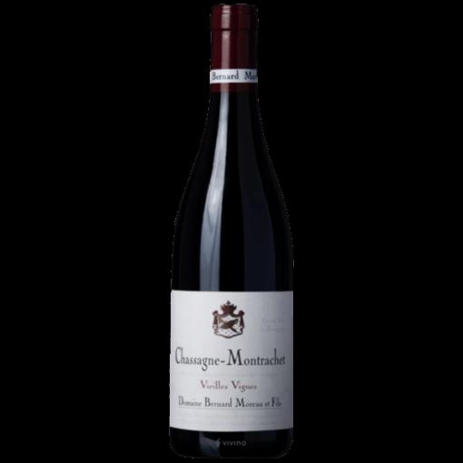 Domaine Bernard Moreau Chassagne Montrachet Rouge 2018