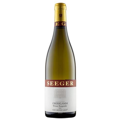 Weingut-Seeger-Weisser-Burgunder-Grosse-Gewächs-Oberklamm-2018_500x500