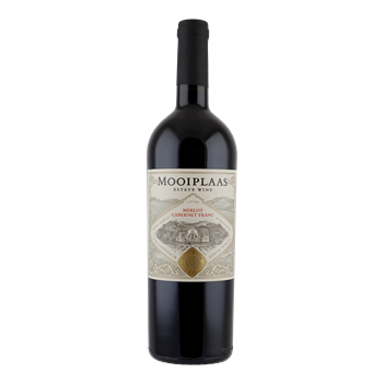MOOIPLAAS Classic Merlot-Cabernet Franc