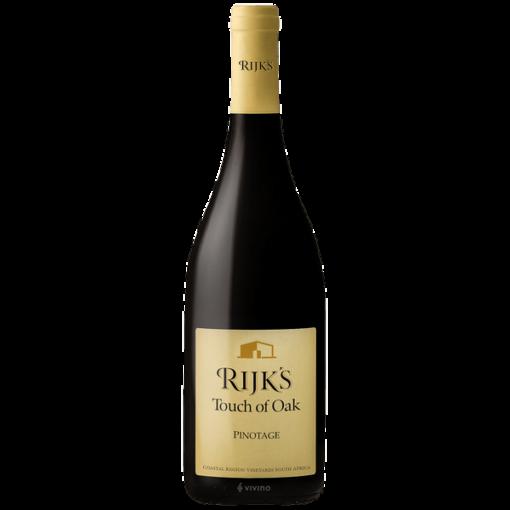 Rijk's Touch of Oak Pinotage