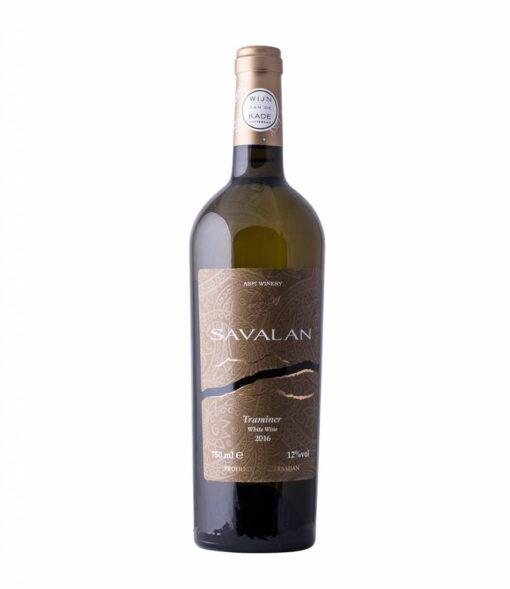 Traminer Savalan Valley, Savalan ASPI Winery, Azerbeidzjan 2018