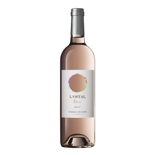 Famille J.M. Cazes L'Ostal Rosé, Minervois A.C. 2020